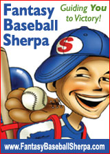 Fantasy Baseball Sherpa